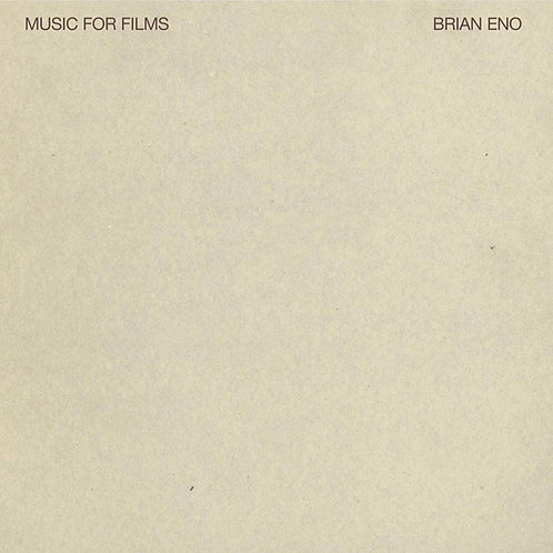 Brian Eno - Music For Films (VINYL 2LP Half Speed Master)