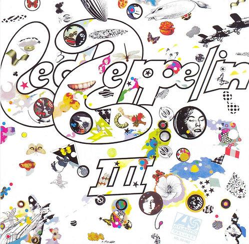 Led Zeppelin  - Led Zeppelin III (VINYL)