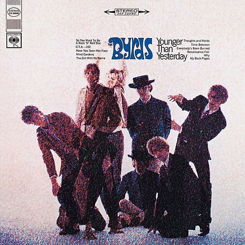 The Byrds - Younger Than Yesterday  (180g VINYL)