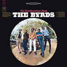 The Byrds - Mr Tambourine Man  (180g VINYL)