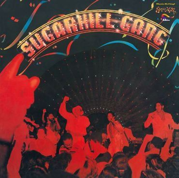 Sugarhill Gang - Sugarhill Gang  (LIMITED YELLOW VINYL)