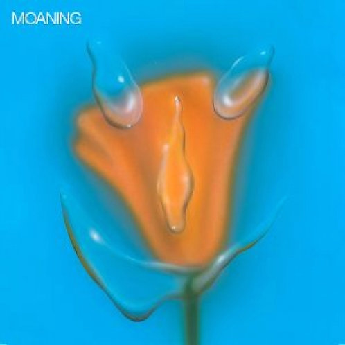 Moaning - Uneasy Laughter (LIMITED WHITE VINYL)