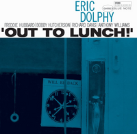 Eric Dolphy - Out To Lunch  (2021 REISSUE VINYL)