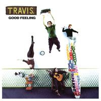 Travis - Good feeling  (RED VINYL)