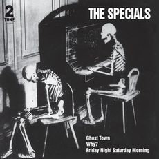 """The Specials - Ghost Town (40TH ANNIVERSARY HALF SPEED MASTER 7"""")"""