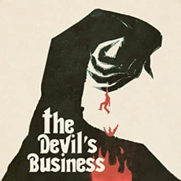 OST - The Devil's Business  (VINYL)