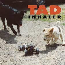 Tad - Inhaler  (BLACK & RED VINYL)
