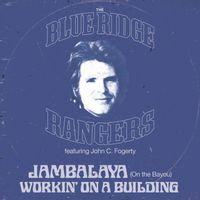 "John Fogerty - Blue Ridge Rangers 4-Track EP (LIMITED 12"")"
