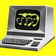 Kraftwerk - Computer World  (2020 NEON YELLOW VINYL)