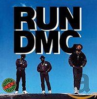 Run DMC - Tougher Than leather (LIMITED TRANSLUCENT BLUE VINYL)