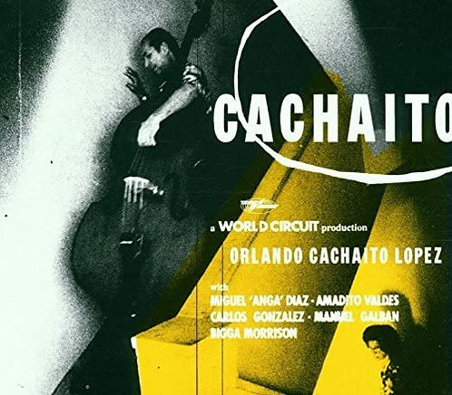 Orlando Cachaito Lopez - Cachaito (VINYL)