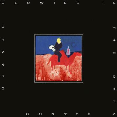 Django Django - Glowing In The Dark  (GLOW IN DARK VINYL /POSTER + SIGNED CARD)