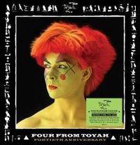Toyah - Four From Toyah  (VINYL)