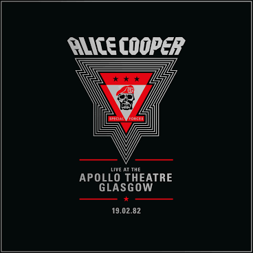 Alice Cooper - Special Forces - Live At Apollo  (2LP VINYL)
