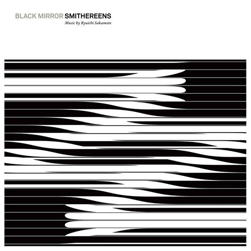OST - Black Mirror: Smithereens   (BLACK & WHITE MARBLE VINYL)