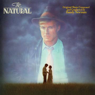 OST - The Natural: Randy Newman  (AQUA BLUE VINYL)