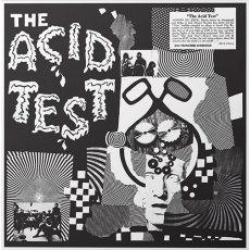 Ken Kesey  -  The Acid Test  (TRANSPARENT YELLOW VINYL)