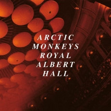 Artic Monkeys - Live At The Royal Albert Hall  (LIMITED CLEAR 2LP VINYL)