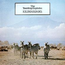 The Teardrop Explodes - Kilimanjaro (VINYL)