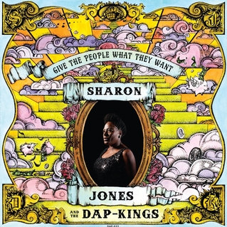 Sharon Jones & The Dap Kings - Give The People What They Want  (VINYL)