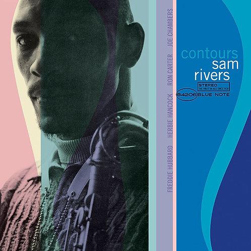 Sam Rivers - Contours  (BLUE NOTE TONE POET VINYL)