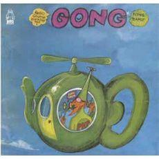 Gong - Flying Teapot  (VINYL)