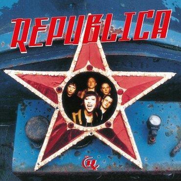Republica - Republica (LIMITED RED VINYL)