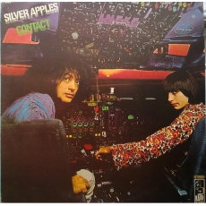 Silver Apples - Contact  (LIMITED COLOURED VINYL)