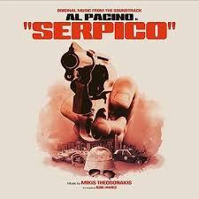 OST  - Serpico (BLACK LP VINYL)