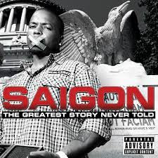 Saigon - Greatest Story Never Told (VINYL)