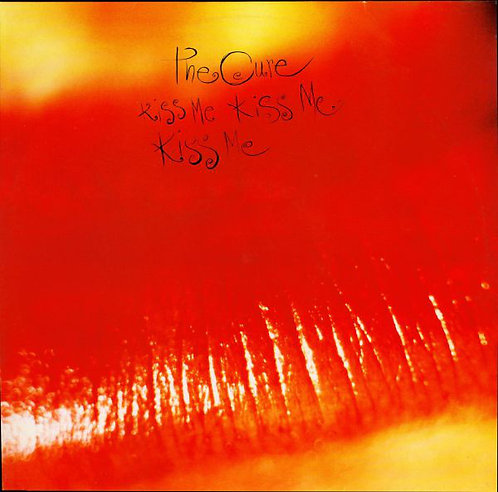 The Cure - Kiss Me Kiss Me Kiss Me  (2LP VINYL)