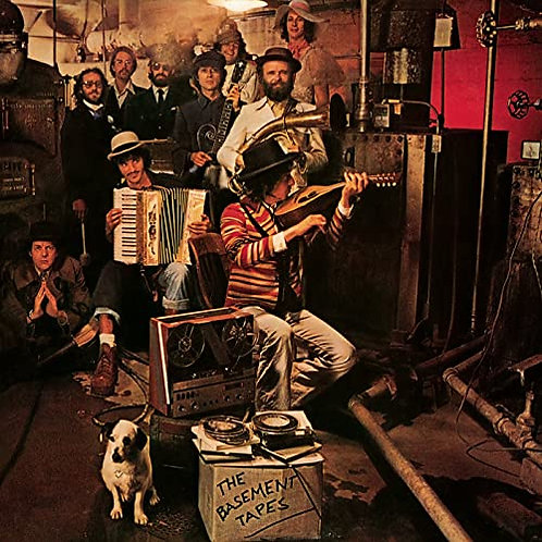 Bob Dylan & The Band - The Basement Tapes  (2LP VINYL)