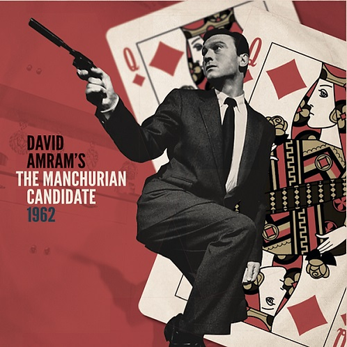 OST - The Manchurian Candidate 1962  (VINYL)