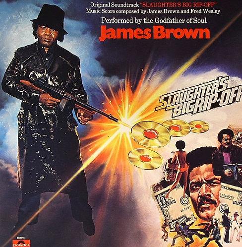 OST - Slaughter's Big Rip-Off  (James Brown)  (2LP VINYL)