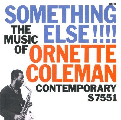 Ornette Coleman - Something Else!!!!  (DOL VINYL)