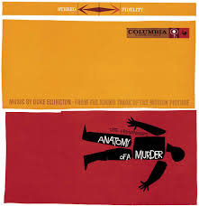 Duke Ellington - Anatomy Of A Murder   (VINYL)