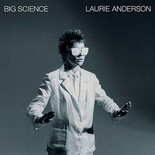 Laurie Anderson - Big Science  (30TH ANNIVERSARY RED VINYL)