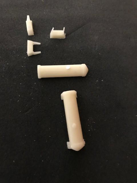 Mk 59 Decoys castings