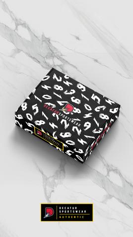 Decatur Sportwear Product Box