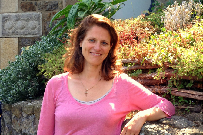 Lydwine Bucaille, initiatrice de projets