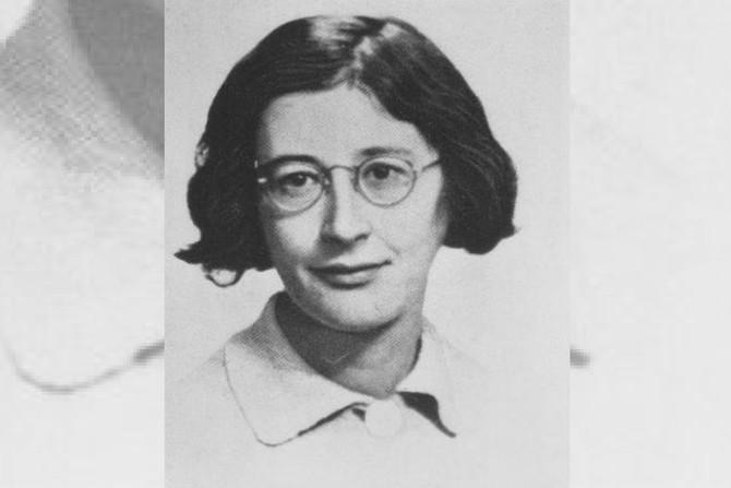 Simone Weil, une vie engagée