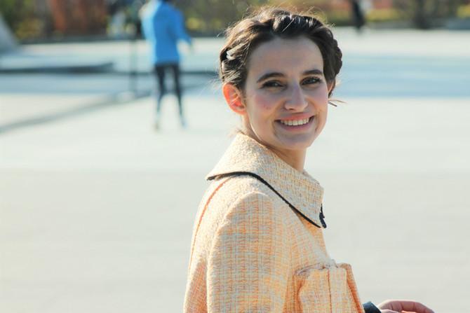 Fleur Watteau : «La beauté est le sourire de l'âme»