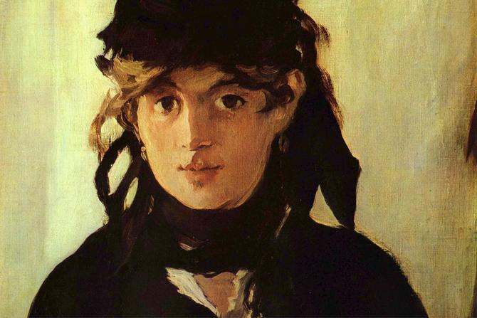 Berthe Morisot, peintre impressionniste