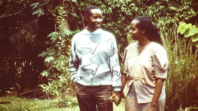 Cyprien et Daphrose Rugamba, l'amour jusqu'au bout