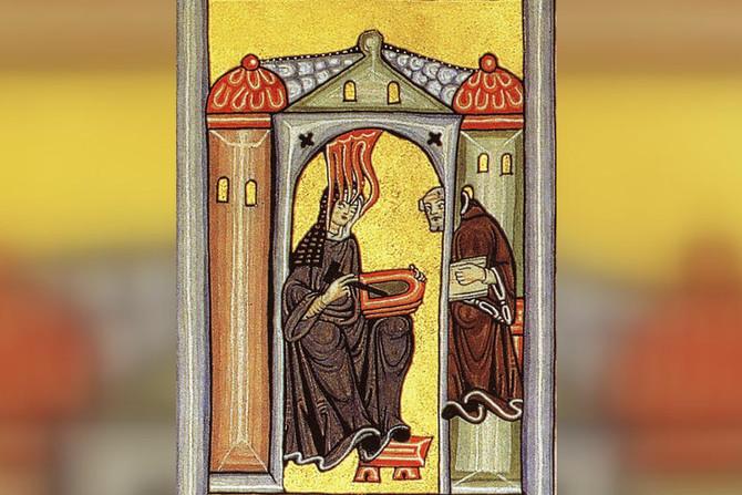 Hildegarde de Bingen, une vision globale de la personne