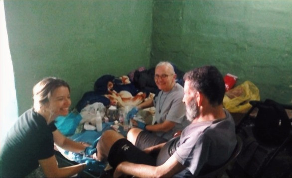 Trois semaines de mission au Liban