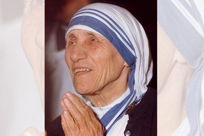 Mère Teresa, la sainte des pauvres en amour