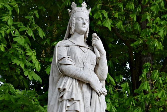 Sainte Bathilde, souveraine avisée