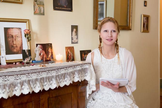 Véronique Lévy, convertie et écrivain