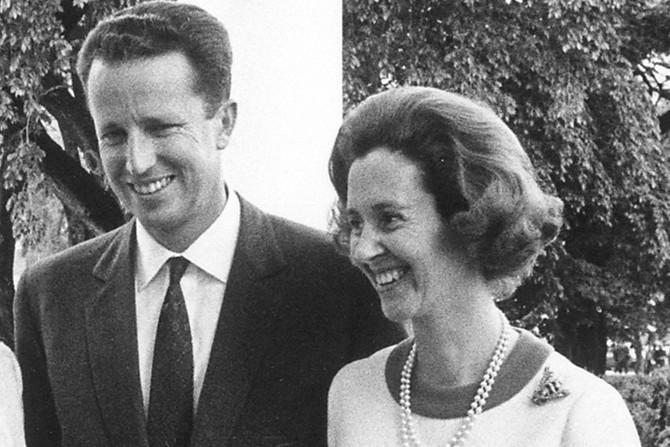 Un couple royal uni par la foi